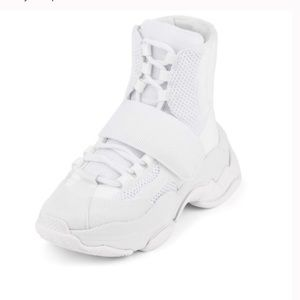 Jeffrey Campbell high top platform sneakers